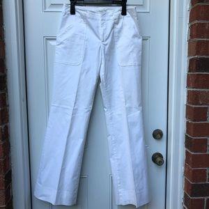 BR White Khaki Pants